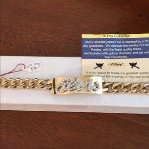Elvis bracelet
